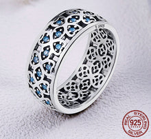 925 Sterling Silver Petals of Love Ring For Women