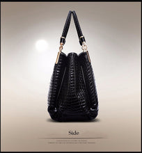 Alligator Shoulder Bag