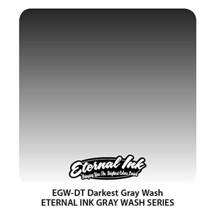 ETERNAL - 5 RANGE GRAY WASH SET