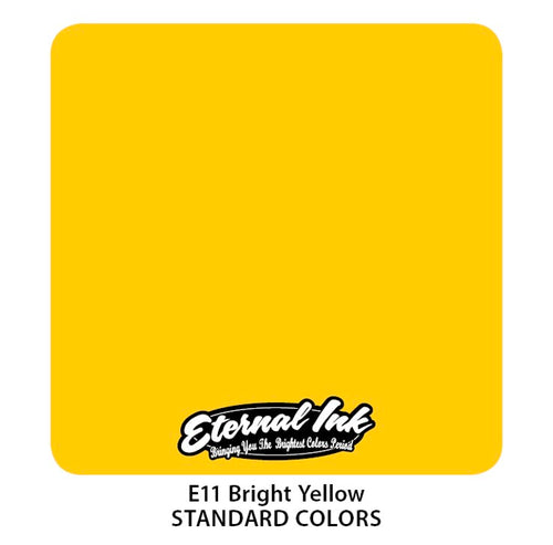 Eternal - BRIGHT YELLOW