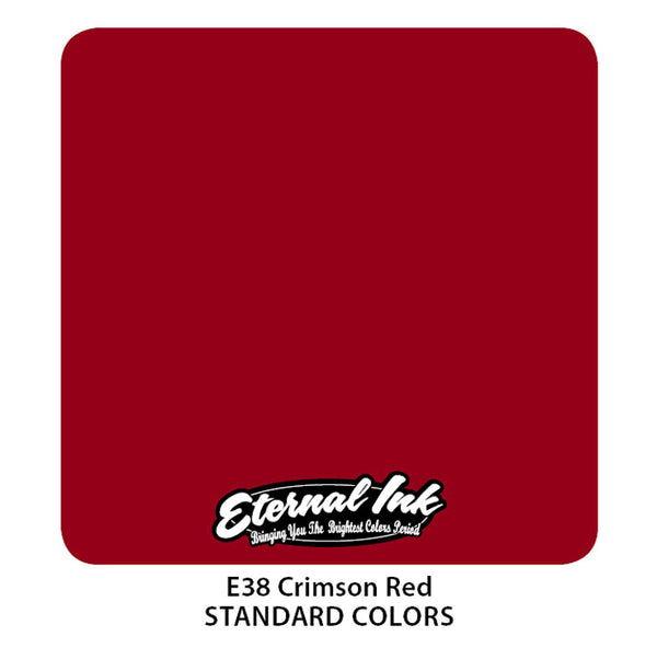 Eternal - CRIMSON RED