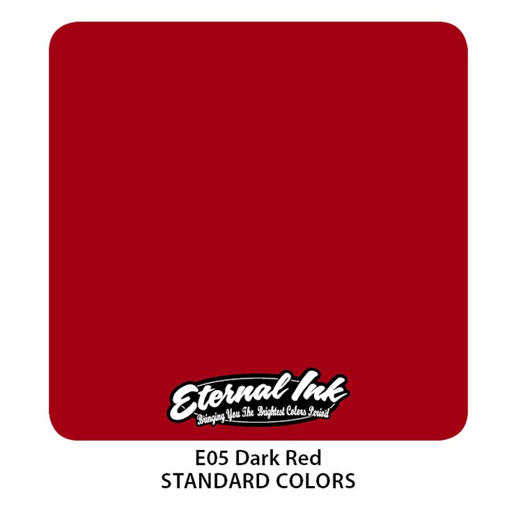 Eternal - DARK RED