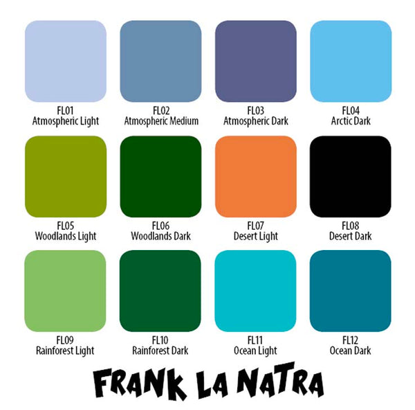ETERNAL FRANK LA NATRA SERIES 1oz