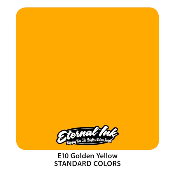Eternal - GOLDEN YELLOW