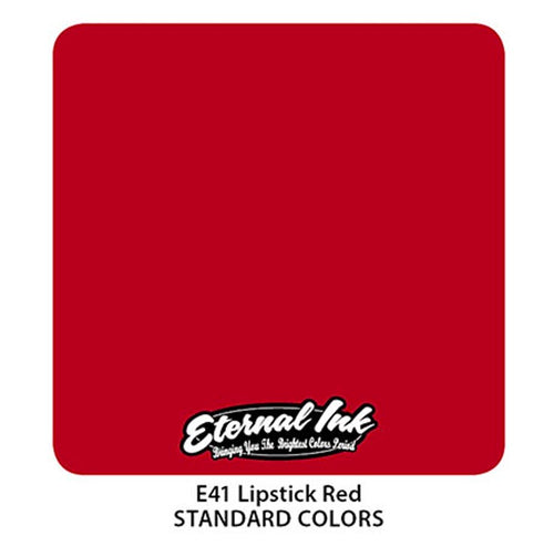 Eternal - LIPSTICK RED