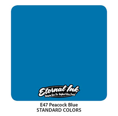 Eternal - PEACOCK BLUE