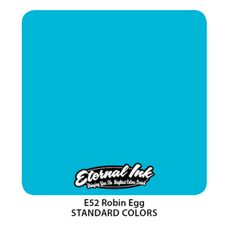 Eternal - ROBIN EGG