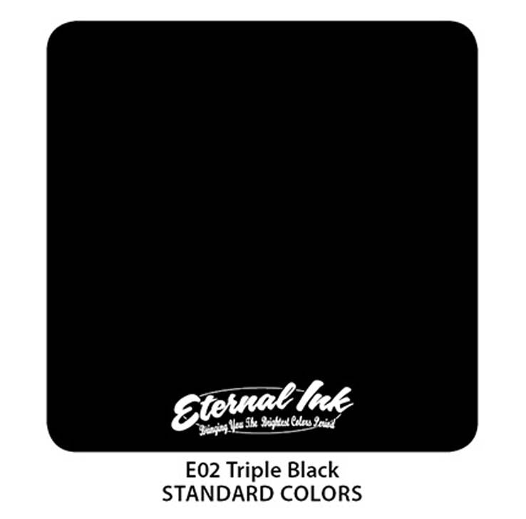Eternal - TRIPLE BLACK
