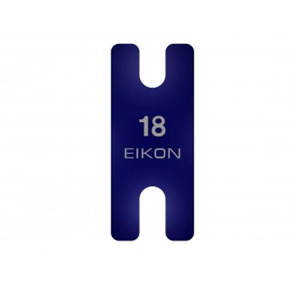 EIKON TRU-SPRING RESORTES BACK 0.018