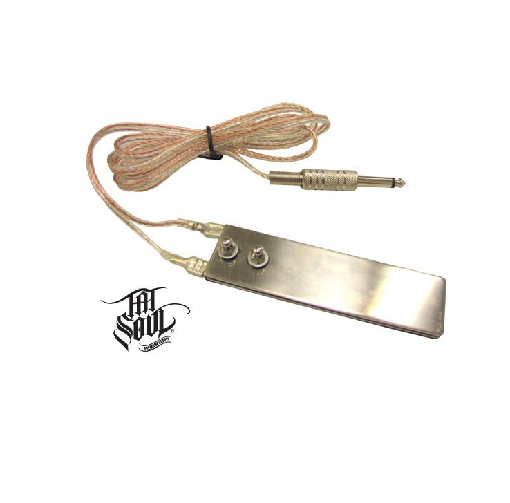 STAINLESS FOOTSWITCH - PEDAL - TATSOUL