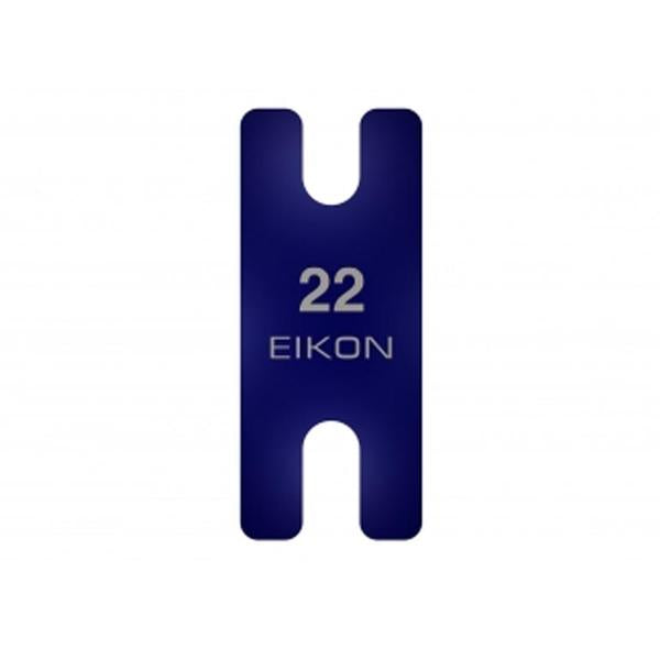 EIKON TRU-SPRING RESORTES BACK 0.022