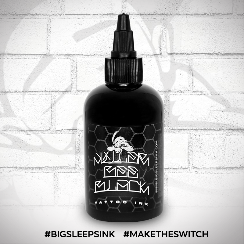 BIG SLEEPS INK - KILLER BEE BLACK
