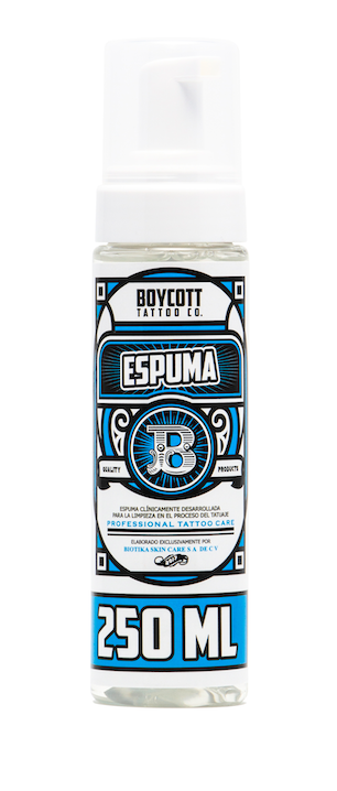 BOYCOTT ESPUMA [ 250ml ]