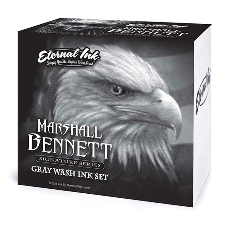 Marshall Bennett Gray Wash Set