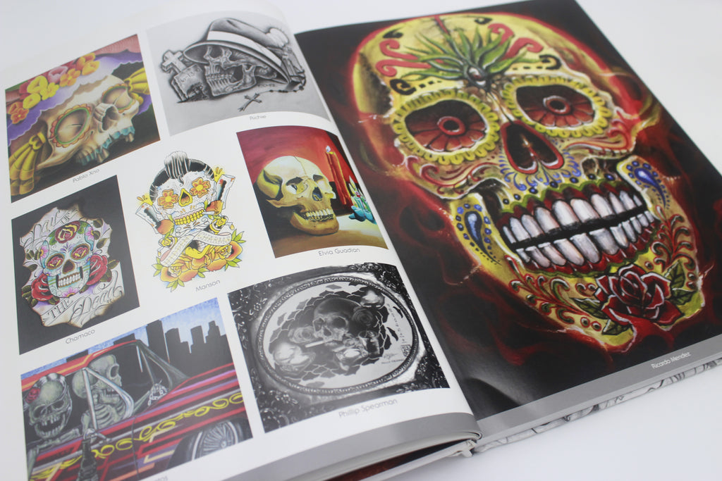 "LIBRO ""DAY OF THE DEAD"" DE EDGAR HOILL"