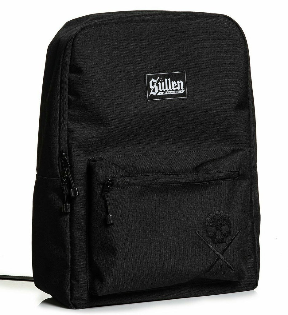 SULLEN URBAN BLACK BACKPACK