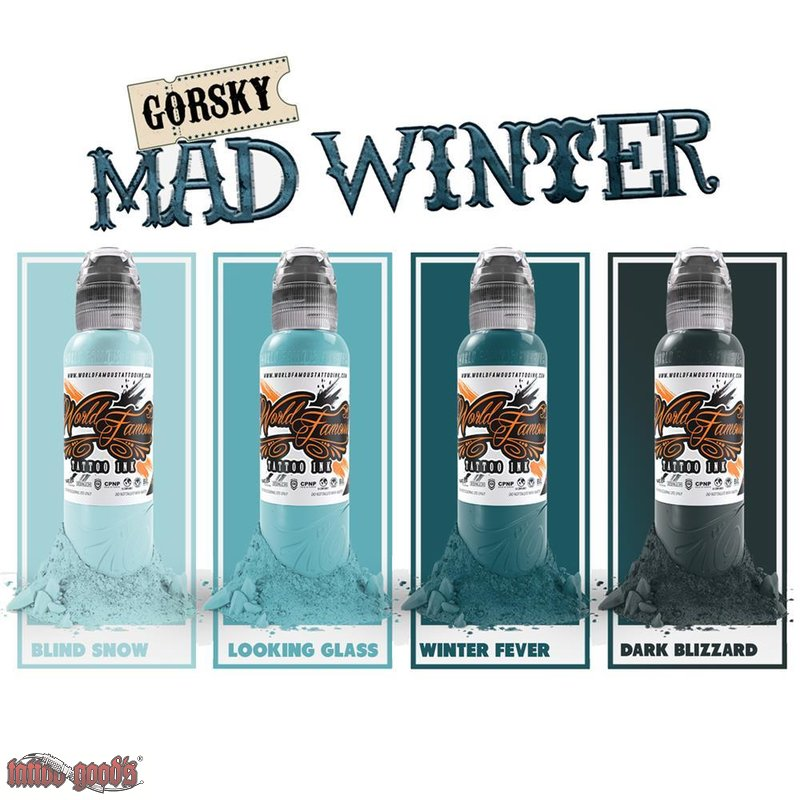 GORSKY - MAD WINTER - SET [1oz]