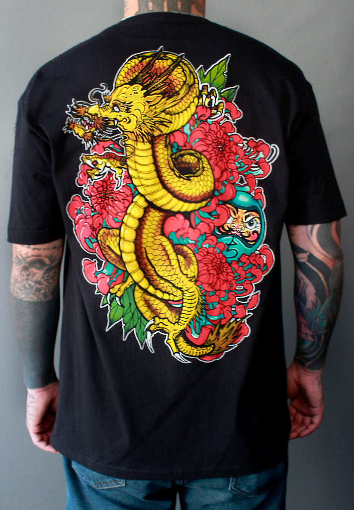 PLAYERA DRAGON