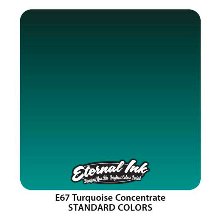 Eternal - TURQUOISE CONC