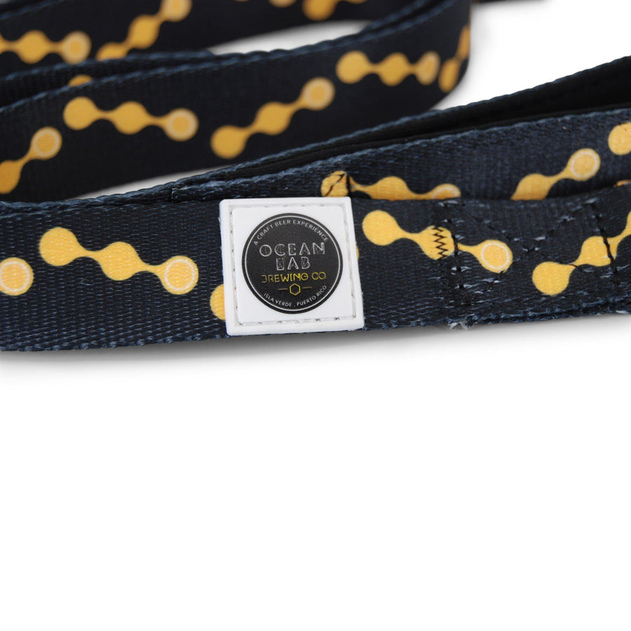 Ocean Lab Dog Leash - Horizontal