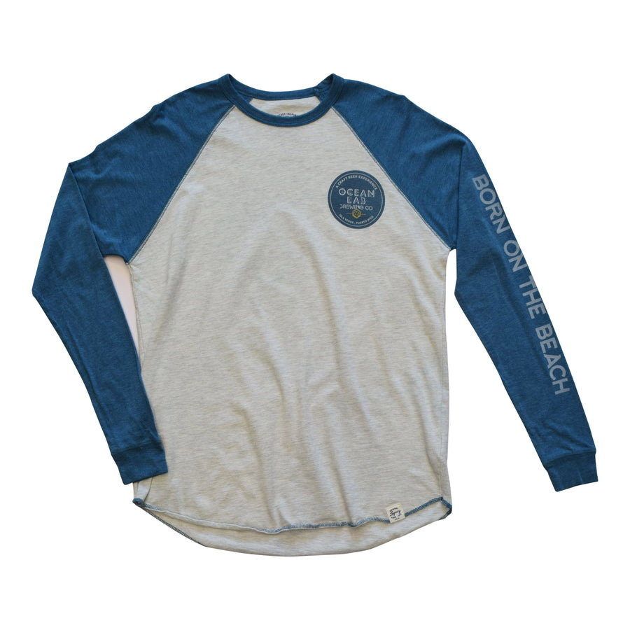 Ocean Lab HopDiver Long Sleeve Raglan