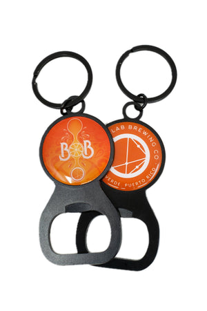 BOB Keychain Bottle Opener