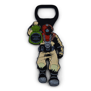 HopDiver Bottle Opener