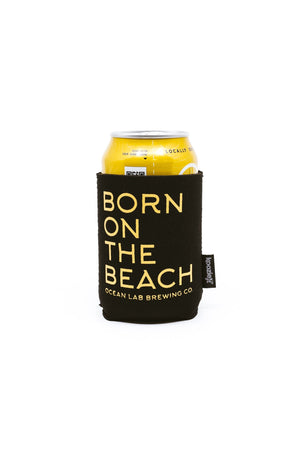 Born On The Beach Can Koozie®
