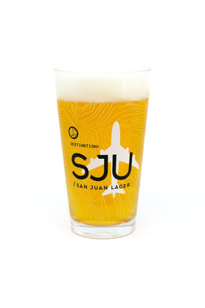 SJU Pint Glass