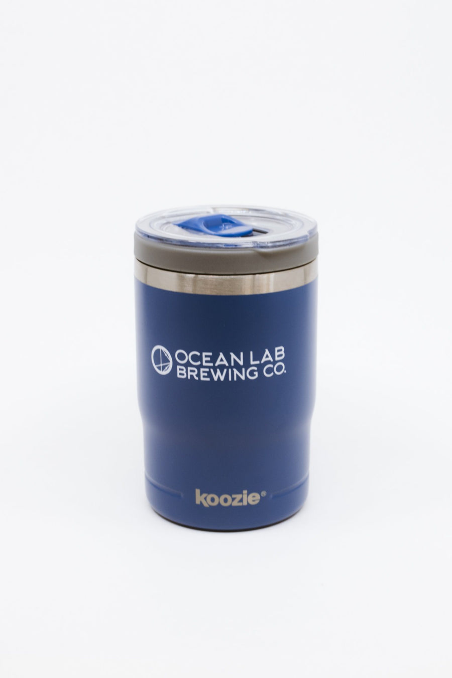 Beach Por Favor - Ocean Lab Koozie® - 12oz Multi-purpose Tumbler