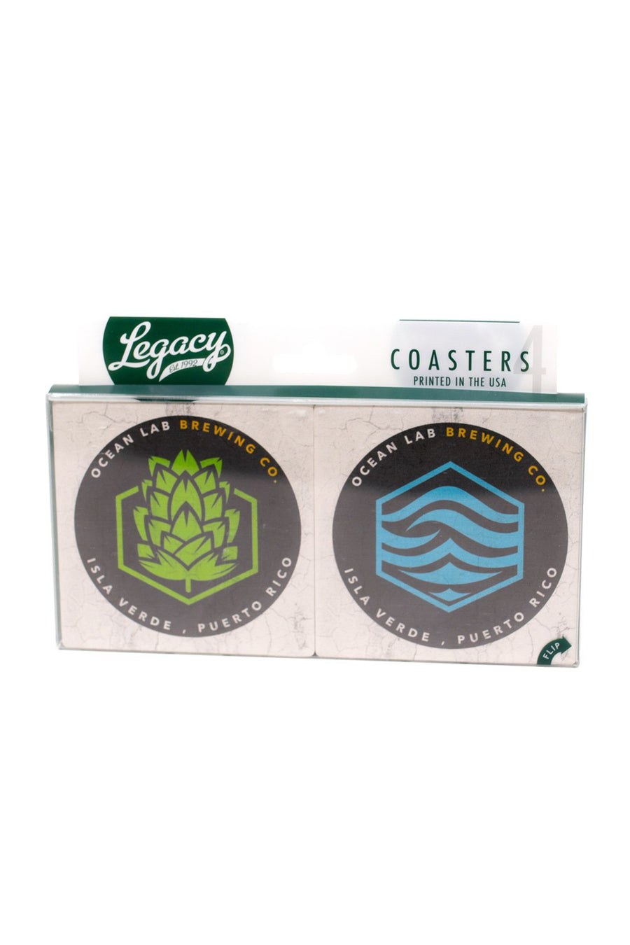 Coasters 4 Pack Elements