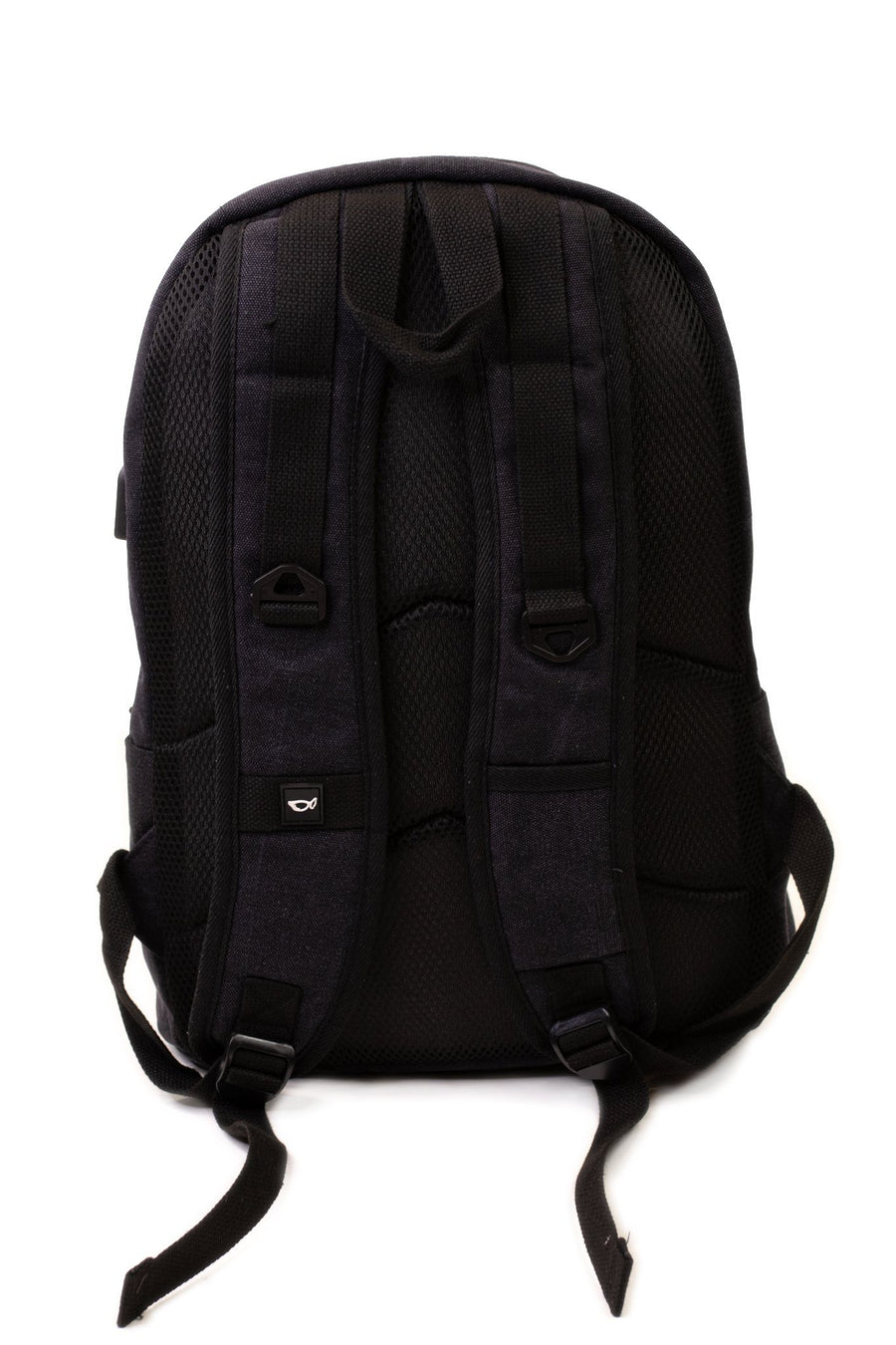 HopDiver Canvas USB Backpack