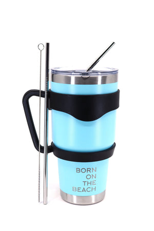Tumbler 30 oz. Light Blue