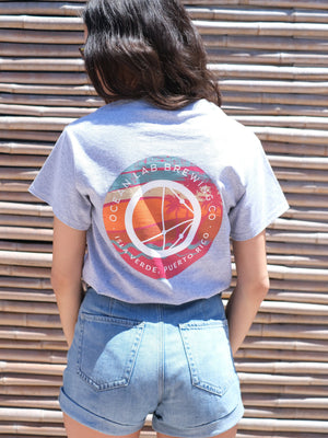 Surfer SS T-Shirt MV Grey
