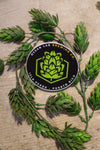 Sticker- Ocean Lab Hop Logo