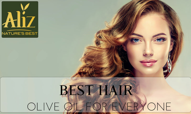 Best Olive Oil For Hair In Pakistan