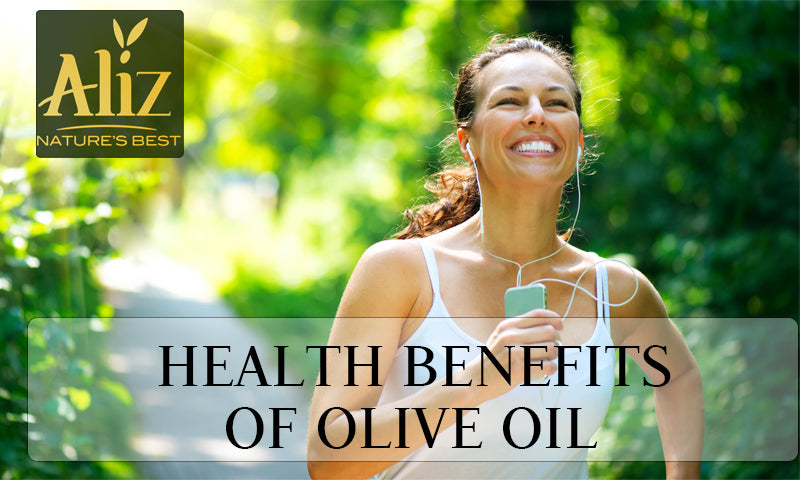 Amazing Health Benefits of Olive Oil