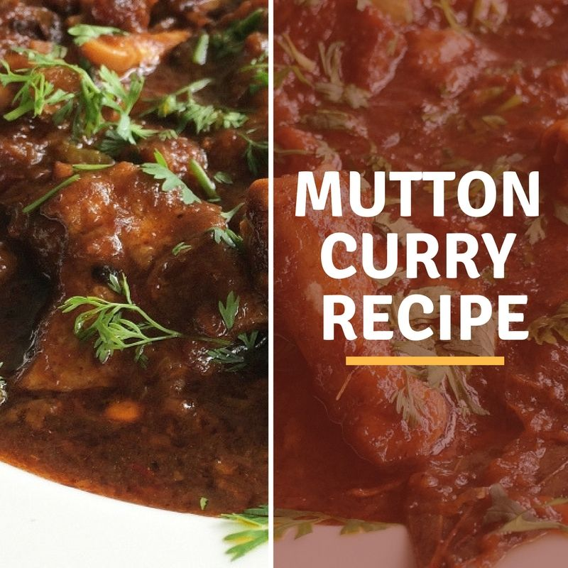 Tasty Mutton Curry With Paya Recipe | Mutton Recipe