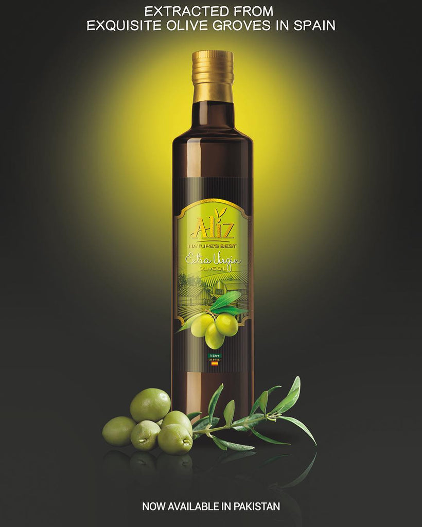 Best Spanish Olive Oil in Pakistan