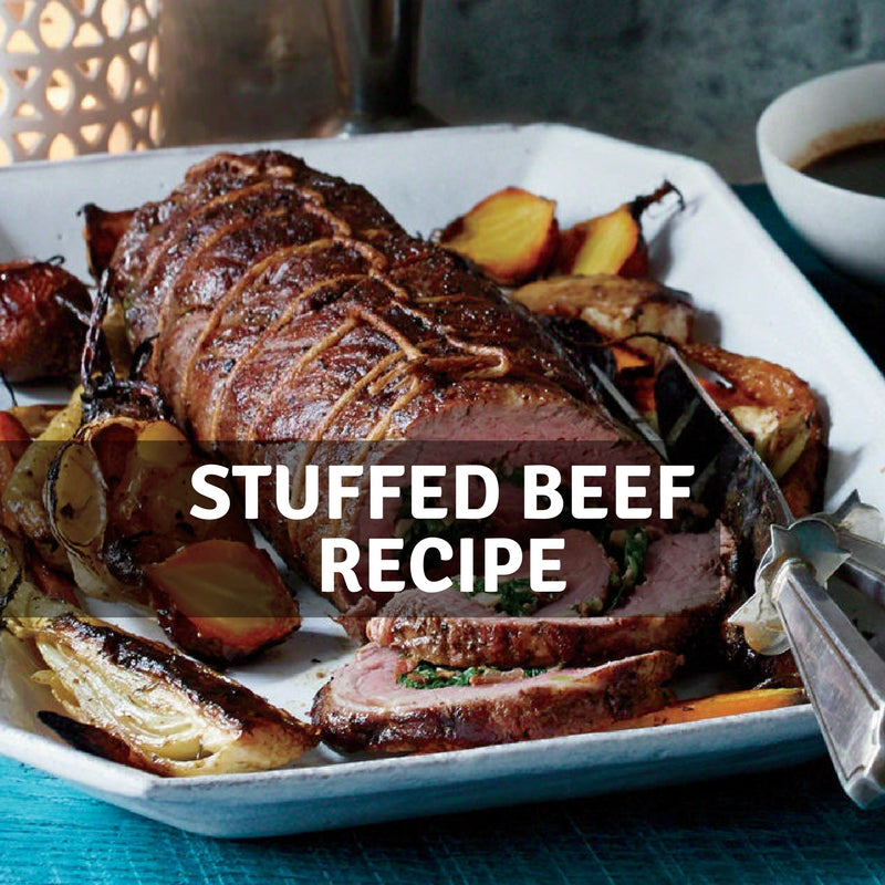 Stuffed Beef Recipes By Aliz Foods