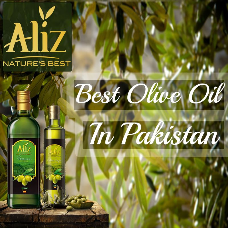 Best Olive Oil Brand in Pakistan