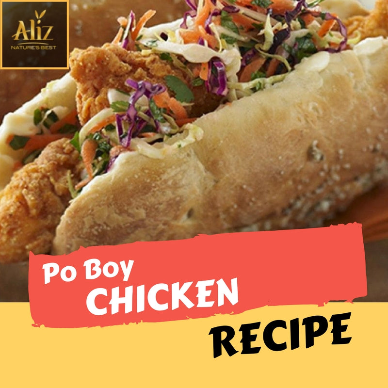 Chicken Po Boy Recipe