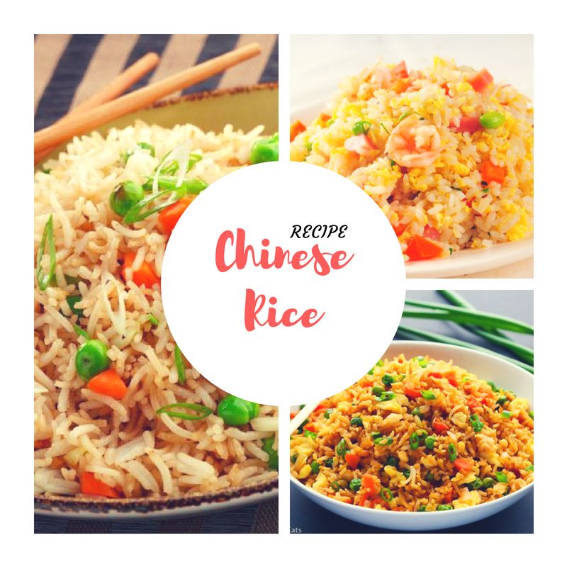 Chinese Rice Recipe in Urdu By Aliz Foods
