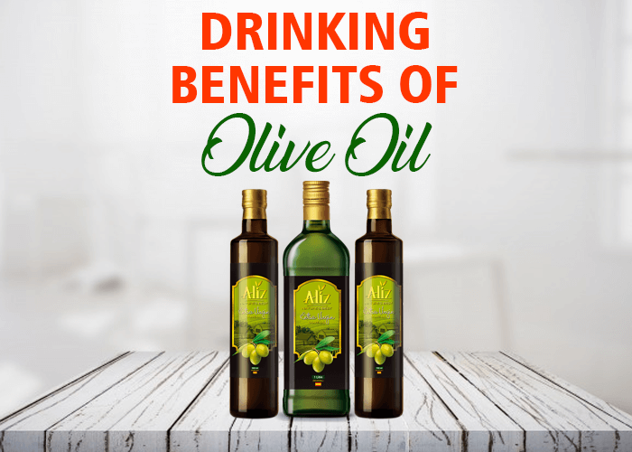 Does Drinking Olive oil have any benefits