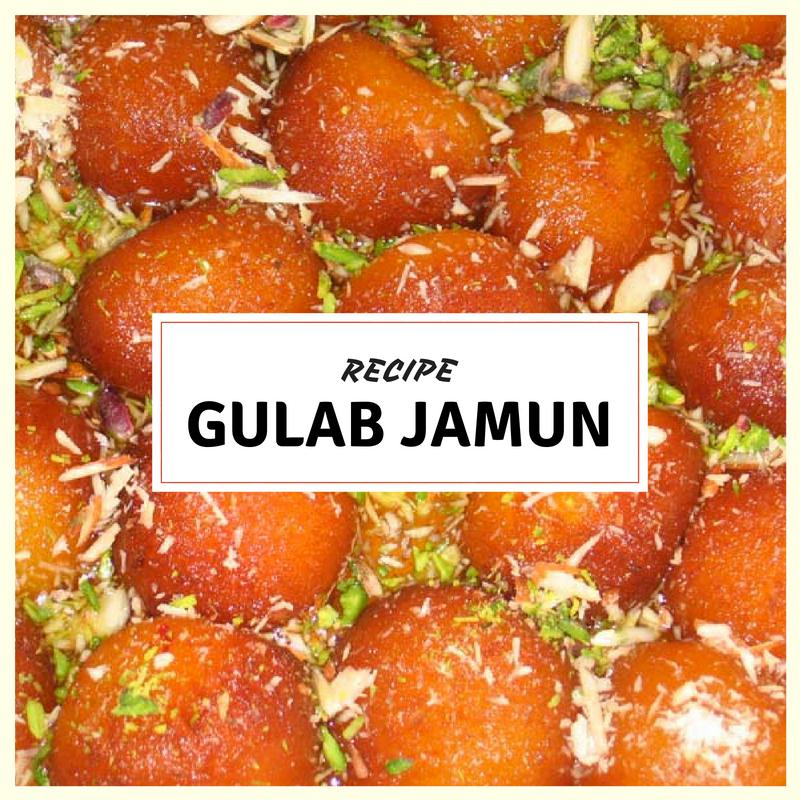 Pakistani Gulab Jamun Recipe In Urdu