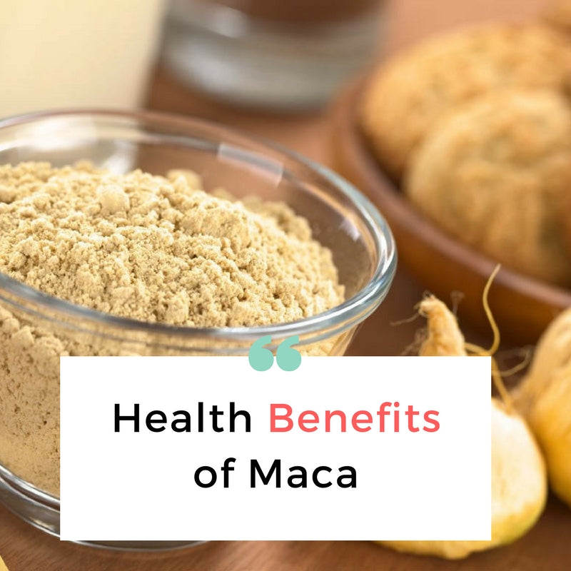 17 Amazing Health Benefits of Maca