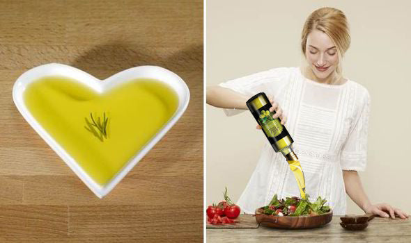 Why Extra Virgin Olive oil is better for heart