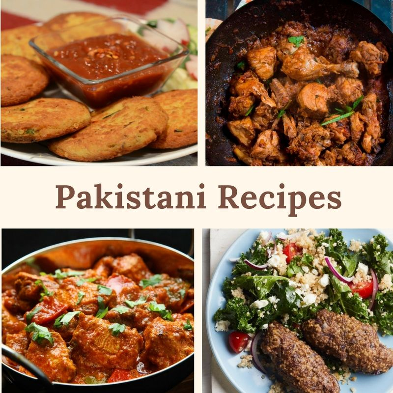 7 Mouthwatering Pakistani Recipes in Urdu