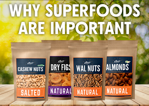 why super foods