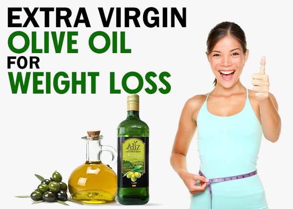 extra virgin olive oil for weight loss